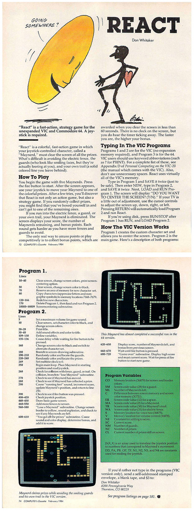 history : Machine Language for the Commodore 64 and 128