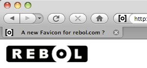 Favicon proposal in context
